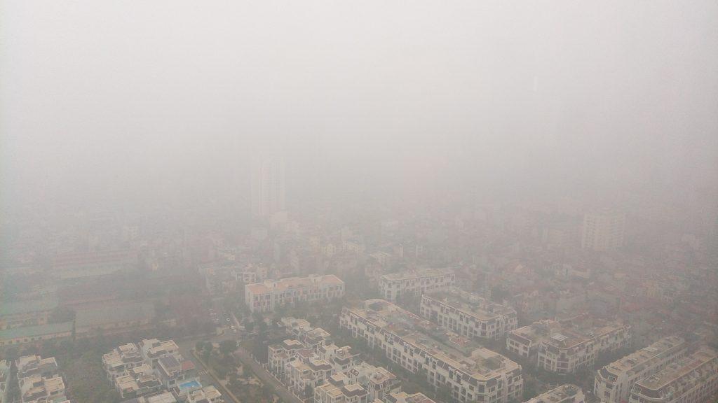 (5)ハノイの大気汚染